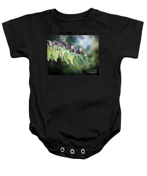 Meadow Baby Onesie