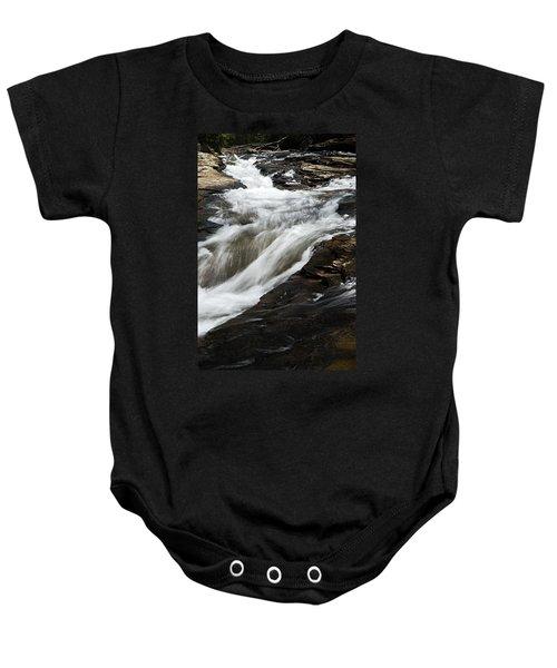 Meadow Run Water Slide 2 Baby Onesie