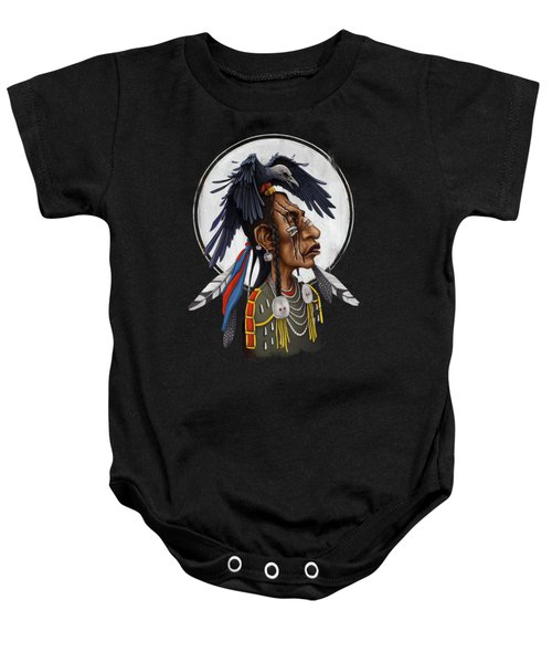 Medicine Crow Baby Onesie