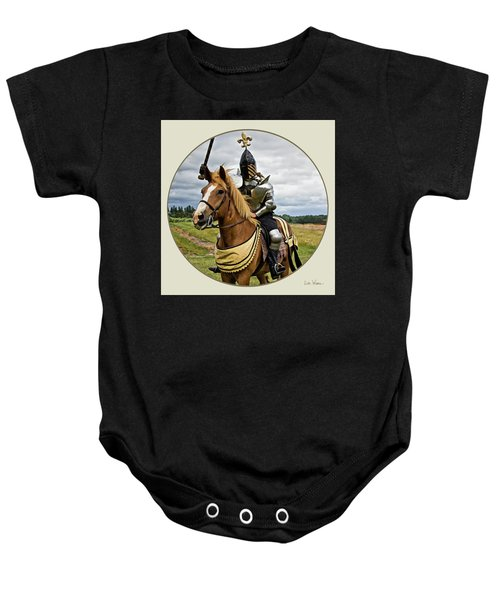 Medieval And Renaissance Baby Onesie