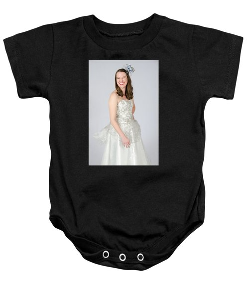 Melisa Hart In Ready To Ship Baby Onesie