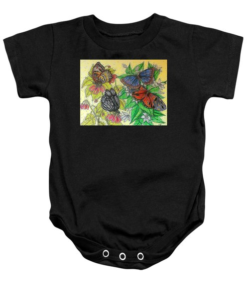 Messengers Of Beauty Baby Onesie