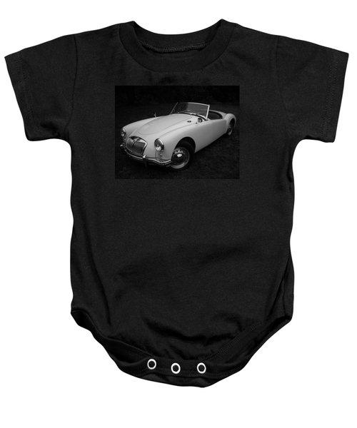 Mg - Morris Garages Baby Onesie