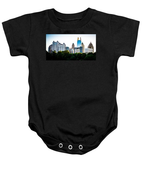Midtown Skyline Baby Onesie