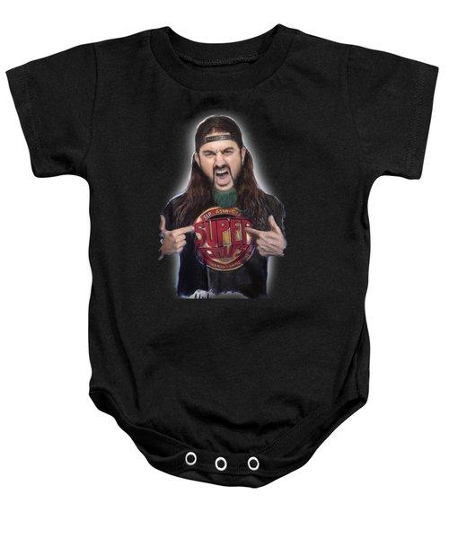 Mike Portnoy Baby Onesie