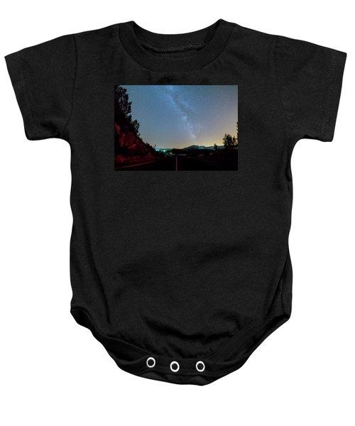 Milky Way Geres 2 Baby Onesie