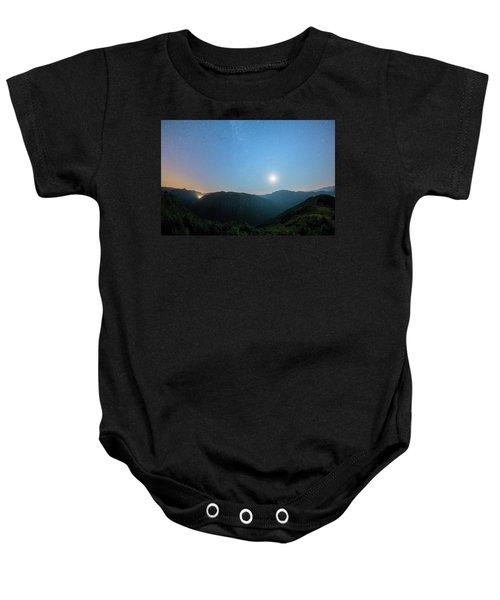 Milky Way Geres 3 Baby Onesie
