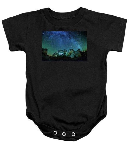 Milky Way Baby Onesie