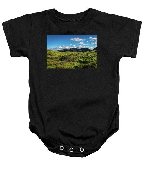 Mission Trails Grasslands Baby Onesie