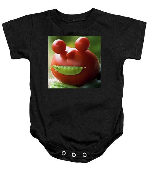 Mister Tomato Baby Onesie