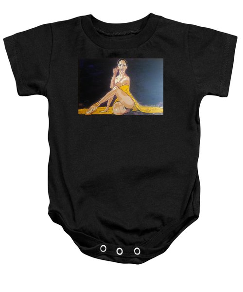 Misty Copeland Baby Onesie