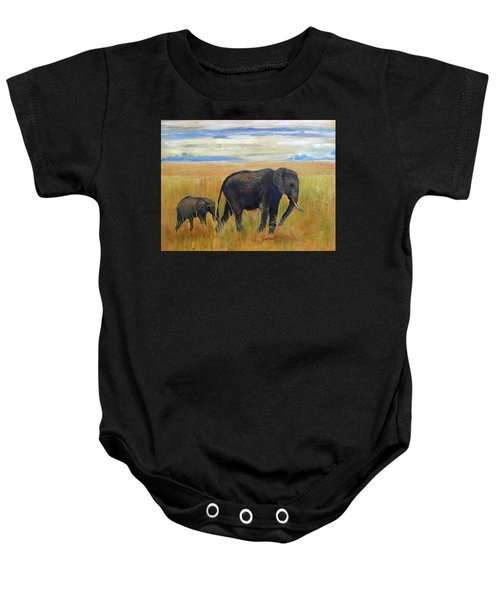 Mom And Me Baby Onesie