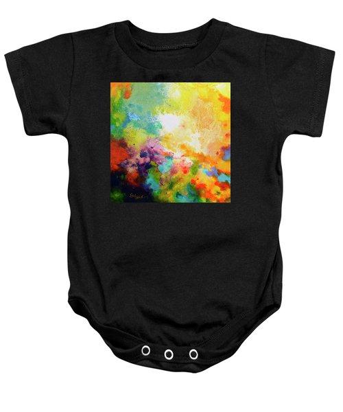 Momentum, Canvas One Baby Onesie