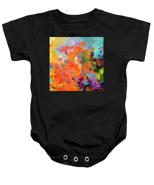 Momentum, Canvas Two Baby Onesie