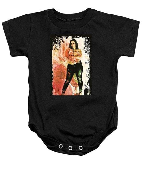 Mona 2 Baby Onesie