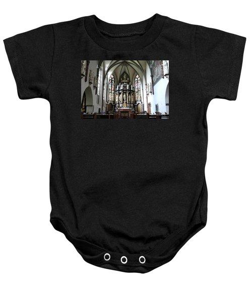 Monastery Church Oelinghausen, Germany Baby Onesie