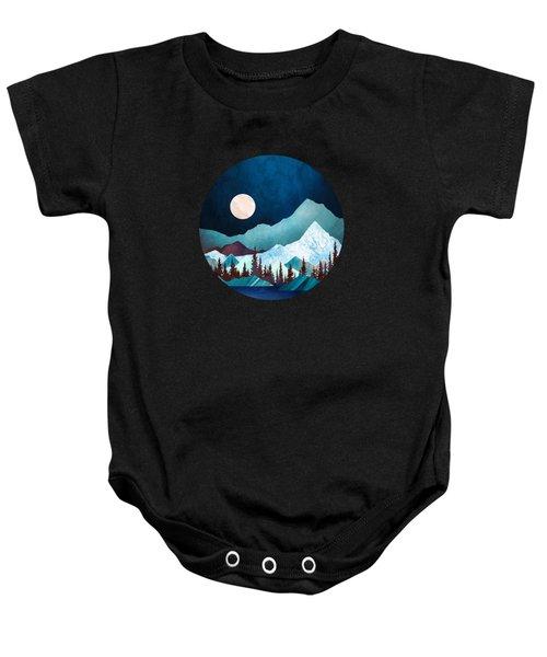 Moon Bay Baby Onesie