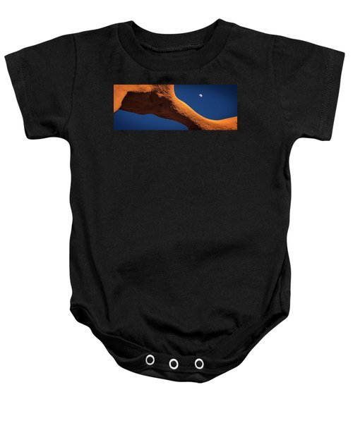 Moon Dance Baby Onesie