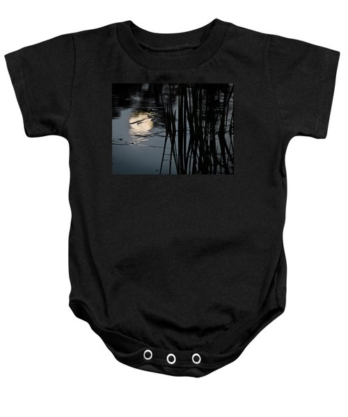 Moonlight Reflections Baby Onesie