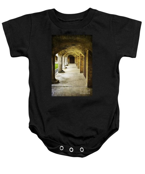Moravian Pottery And Tile Works Baby Onesie