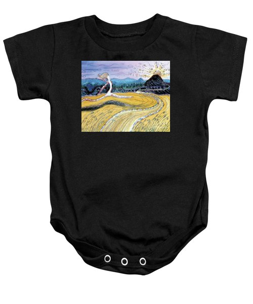 Morro Run Bliss Baby Onesie