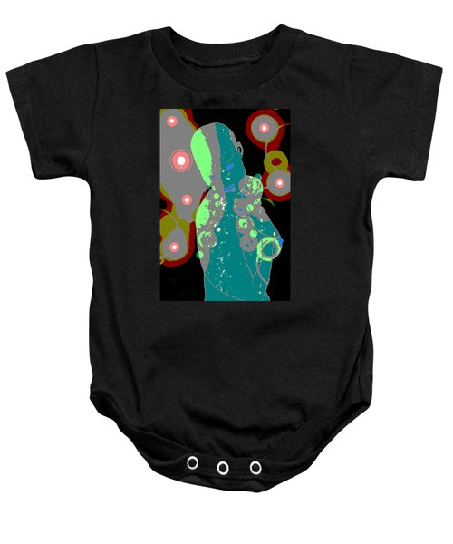 Mother Of Space Baby Onesie