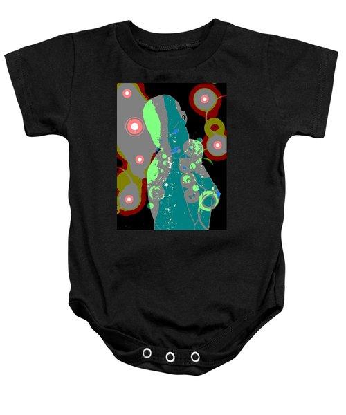 Mother Of Space Baby Onesie