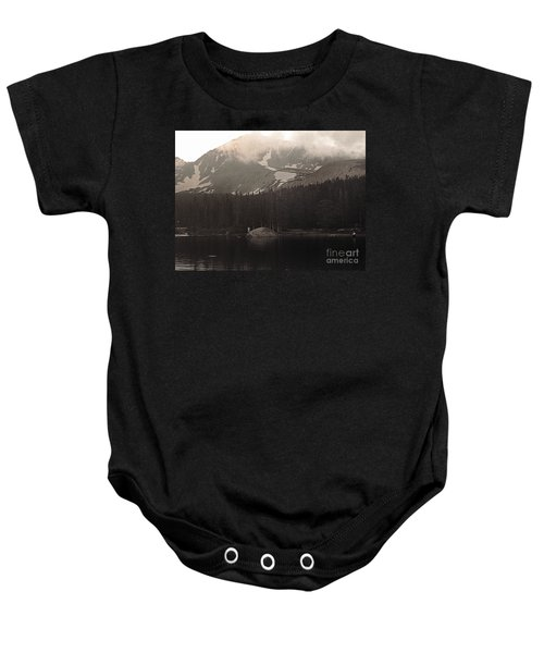 Mountain Anglers Baby Onesie