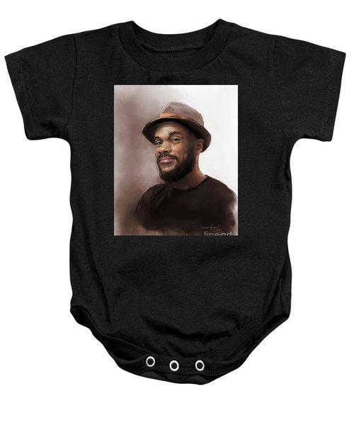 Mr. Brooks Baby Onesie