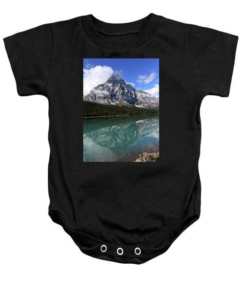 Mt Refection Baby Onesie