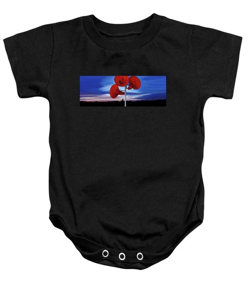 Music For The Masses Baby Onesie