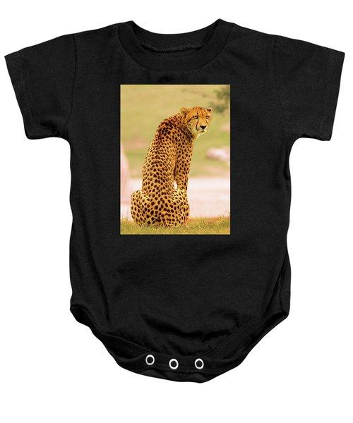 My Cheetah Baby Onesie