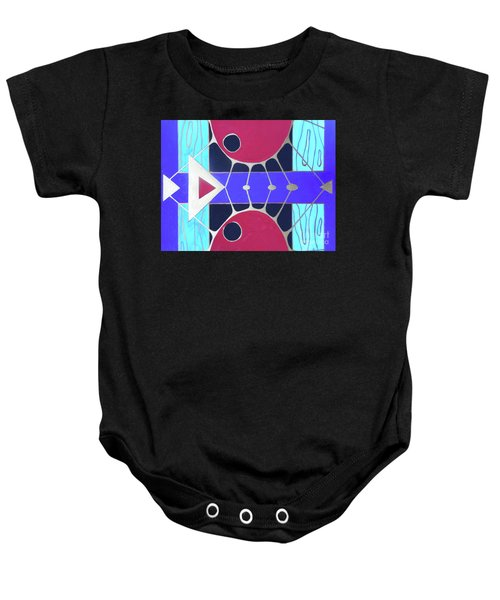 My Redgold Monsters Baby Onesie