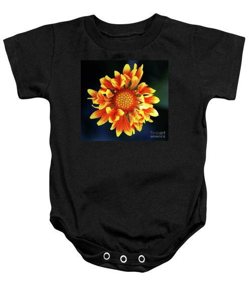 My Sunrise And You Baby Onesie