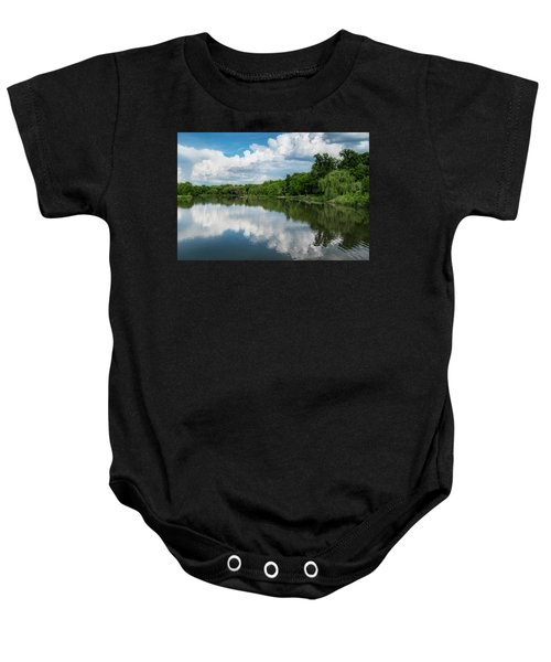 Nathanael Greene Park Baby Onesie
