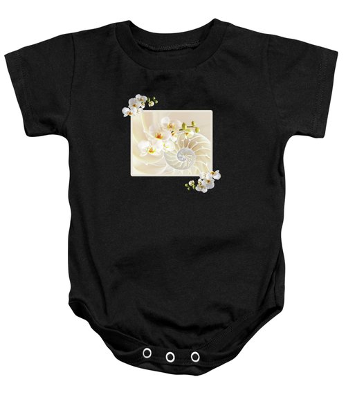 Natural Fusion Baby Onesie