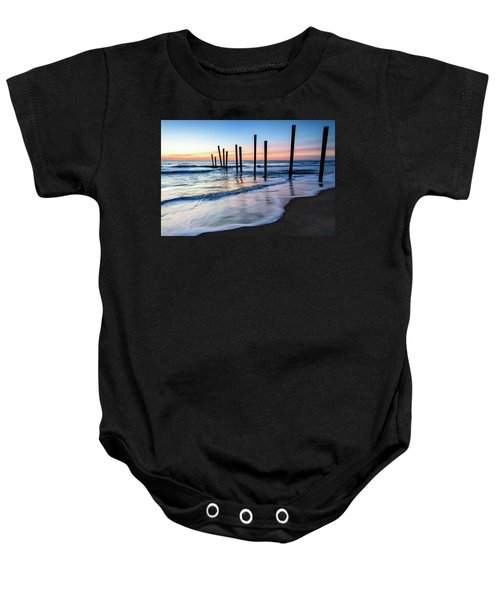 Nautical Morning Baby Onesie