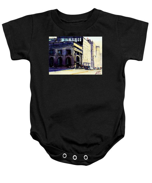Near 14th Street, Dc Baby Onesie