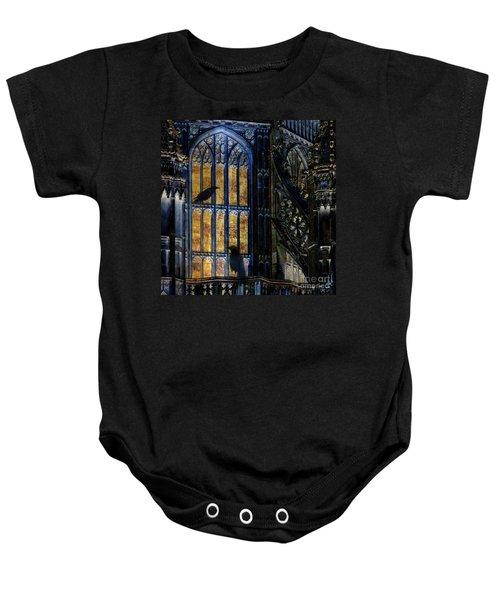 Nevermore Baby Onesie