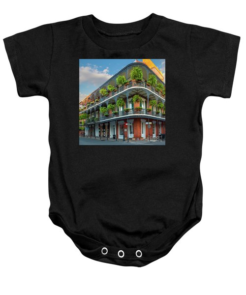 New Orleans House Baby Onesie