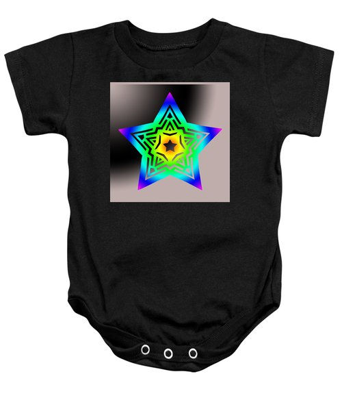 New Star 1b Baby Onesie