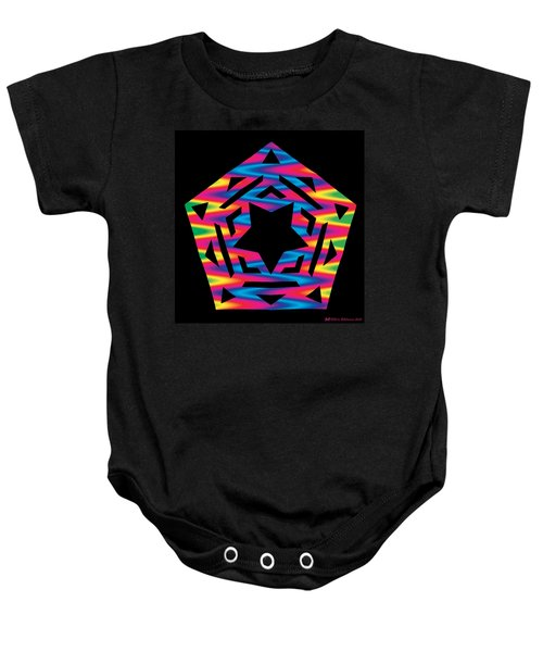 New Star 2 Baby Onesie