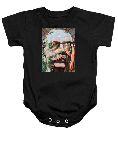 New Story By Sir Arthur Conan Doyle About Sherlock Holmes Baby Onesie