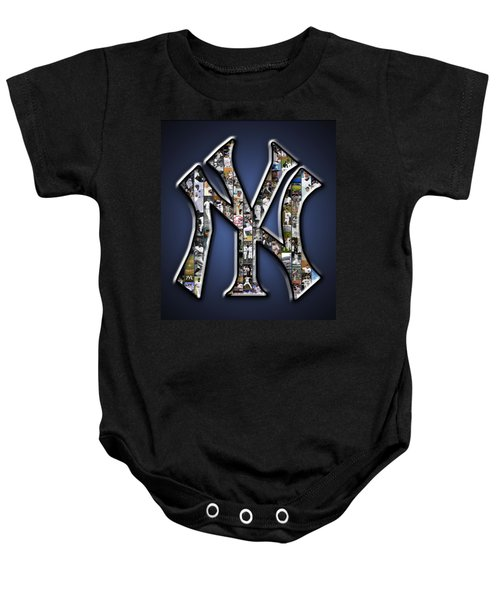 New York Yankees Baby Onesie