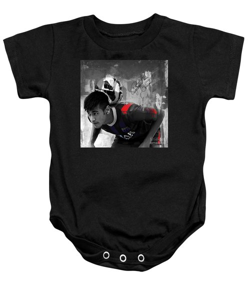 Neymar 02 Baby Onesie