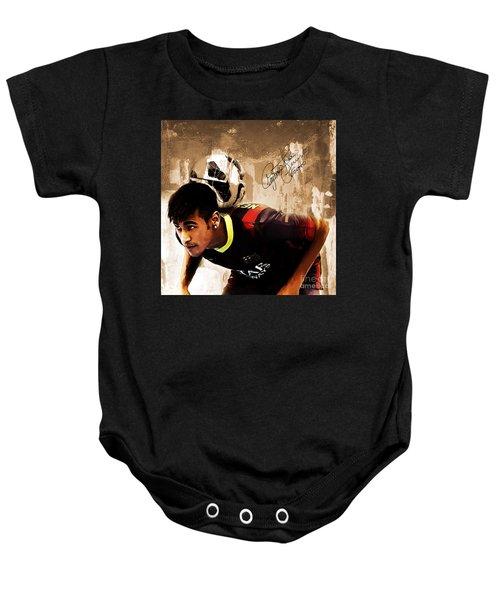 Neymar 02b Baby Onesie