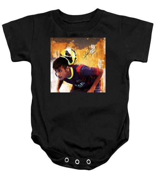 Neymar 1a Baby Onesie