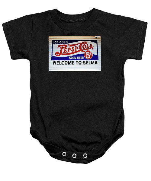 Nickel Soda Baby Onesie