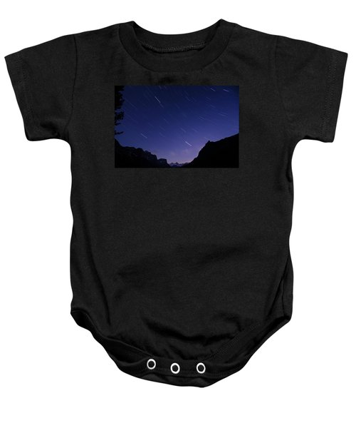 Night Moves Baby Onesie