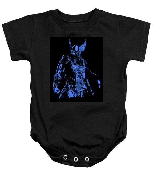 Nordic Warrior Baby Onesie
